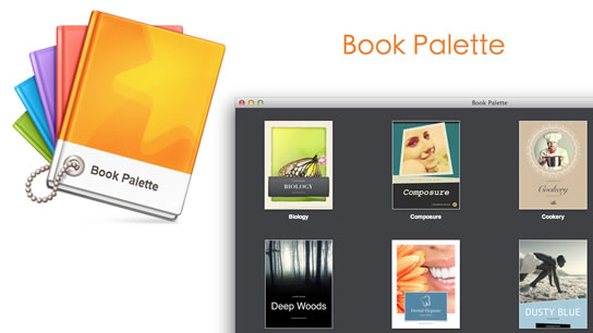 Book Palette for iBooks Author