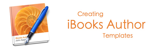 Creating iBooks Author Templates