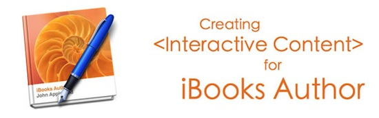Creating Interactive Content for iBooks Author Webinar Recording