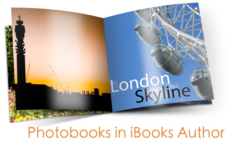 Creating Photobooks in iBooks Author Slides