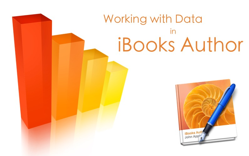 Working with Data in iBooks Author Slides